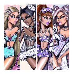 'Sweet Dreams' collection by Hayden Williams
