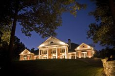Beautiful LED estate lighting by Outdoor Lighitng