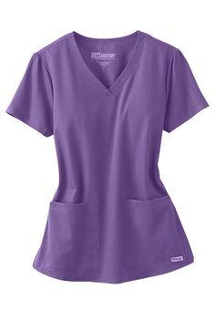Greys Anatomy v-neck scrub top. - Scrubs and Beyond indigo (navy) small (for work) Greys Anatomy Uniforms, Greys Anatomy Scrubs, Navy Scrubs, Cute Scrubs, Medical Scrubs, Nursing Scrubs, Medical Uniforms, Womens Scrubs, Nursing Clothes