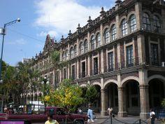 Palacio de Gobierno, Cuernavaca.