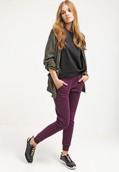 Adidas - Originals Pantalon de survêtement - merlot bordeaux