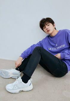 Cute Korean Boys, Asian Boys, Korean Drama Movies, Korean Actors, Korea Boy, Woollim Entertainment, Cha Eun Woo, Golden Child, Kpop
