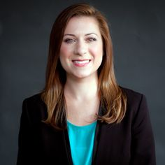 Kristine Rupp of Commonwealth Real Estate Services, photographed in studio, August 2014.
