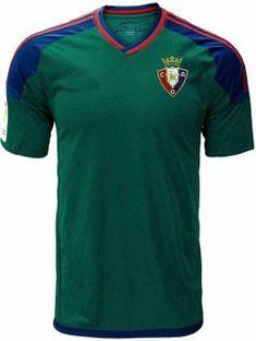 Osasuna 16-17 Season Away Soccer Jersey [G913]