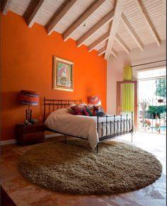 10 fantásticos esquemas de color para decorar la recámara. | Mil Ideas de Decoración
