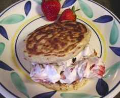 We can begin to feed...: Prepare to be WOWED!  Strawberry Shortstack!