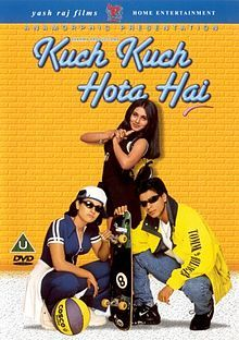 Kuch Kuch Hota Hai! It's like the inidian version of love and basketball!! I know this whole movie without subtitles. Every scene and every song. Love it!!