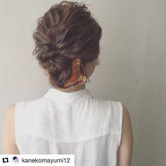 サンカククリップ べっ甲 ご着用いただきありがとうございます  #Repost @kanekomayumi12 (via @repostapp)  hairarrange   クリップ @san_official  #ヘアアレンジ #ヘアセット #結婚式 #パーティー #二次会 #ブライダル #hairarrange #東京 #渋谷 #kanekoarrange #クリップ  Disney公式初のDisneyhairarrangebook5月26日発売します