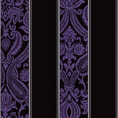 Vymura Masquerade Stripe Black Silver Wallpaper This would look awesome about anywhere. Black And Silver Wallpaper, Black Silver, Accent Wall Bedroom, Master Bedroom, Filthy Rich, Dotted Line, People Art, Stripes Design, Masquerade