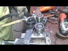 Como hacer patinas - Efecto oxido sobre hierro y madera -51 - YouTube