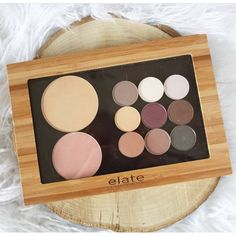 At Elate Cosmetics, you can customize your magnetic palette however you'd like! At Elate Cosmetics, you can customize your magnetic palette however you'd like! Eco Beauty, Organic Beauty, Natural Beauty, Beauty Tips, Magnetic Makeup Palette, Eco Friendly Makeup, Love Your Skin, Organic Makeup, Natural Makeup Brands