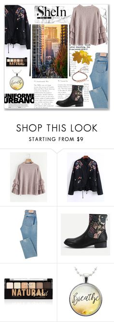 """""""Urban"""" by musicajla ❤ liked on Polyvore featuring NYX and Monica Vinader"""