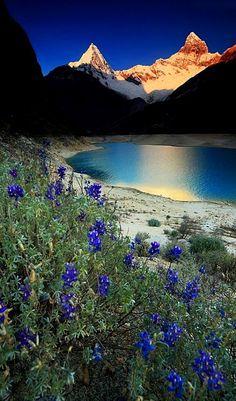 ✯ Cordiliera Blanca, Peru