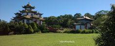 Templo Budista 3 Coroas. RGS, Brasil