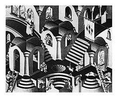 ART GALLERY: Cuadro  Konkav und Konvexe