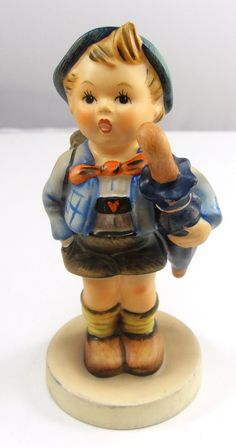 "Goebel Hummel Figurine 198/2/0 ""Home From Market"" TMK-5"