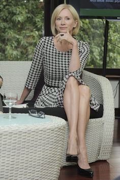 Ewa Gawryluk Style Fashion Vintage