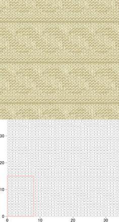 Рельефные узоры 2