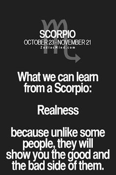 scorpio zodiac mind quotes personality traits