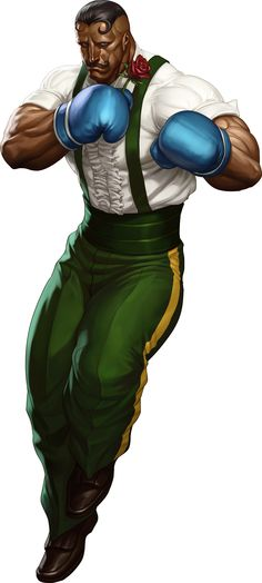 Street Fighter III: Third Strike Online Edition – Character Art