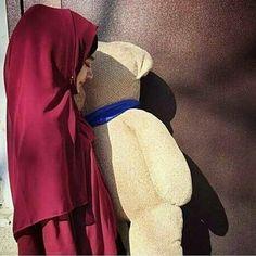 Hijab Dpz, Arab Fashion, Muslim Girls, Niqab, Ted, Allah Quotes, Arabic Quotes, Islam, Style