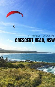 11 Things to do in beautiful Crescent Head, a small town on the NSW mid-north coast. Perfect for a relaxing week, or a road trip stopover. By @backstreetnomad.: