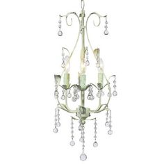 Pear Grear Chandelier