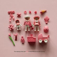 Mary Shih Pink Playmobil Image only - Links to FB