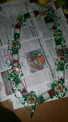 Mexican Candy Lei