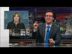 John Oliver making fun of GM - Comparing empathy of people with kids vs people without kids. Last Week Tonight With John Oliver - 18 May, 2014