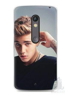 Capa Capinha Moto X Play Justin Bieber #4 - SmartCases - Acessórios para celulares e tablets :)
