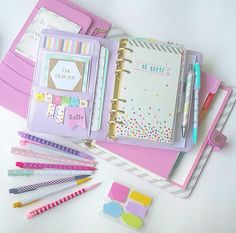 Kikki.k planner pinned by  ∙⋞ ✦ Karen of CraftedColour ✦ ⋟∙
