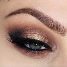 #throwback to one of my own creations: Used @anastasiabeverlyhills shadows: one Blend FAWN (Light brown) onto the crease to create a transition. I applied this shade using my @sigmabeauty Blending- E25 brush.  two Contour the eye socket and crease with SIENNA (brick red for warming effect). Use the same Sigma Blending brush.  three Darken the inner and outer corners of the eye socket with CHOCOLATE using Sigma Small Tapered Blending-E45 brush.  four Using the Sigma Pencil-E30 brush