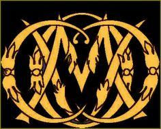 Order of the Merovingian Dynasty Merovingian, Medieval, British History, Superhero Logos, Symbols, France, Art, Romans, Antigua