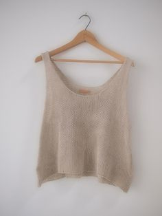 HENDRIK.LOU #simple #knit #top