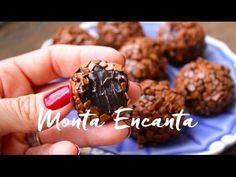 Brigadeiro Gourmet - Monta Encanta