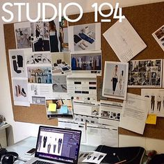 Another day in the Waterloo studio today for our dedicated design team! #designeruniform #luxury #Studio104 #designers #collection #London