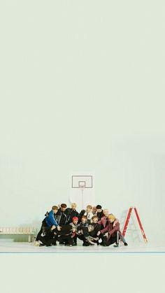 #SEVENTEEN #SVT #CLAP MV Background Screen