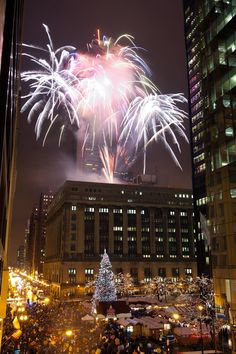 The City Of Chicago Celebrates the 100th Anniversary of the Christmas Tree Lighting Ceremony in Daley Plaza, Tuesday, November 26, 2013