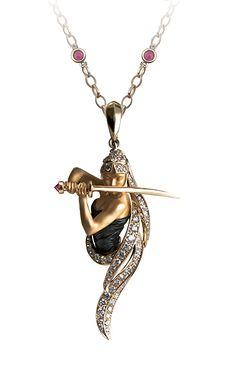 Magerit - Leyenda Collection: Necklace Valiente