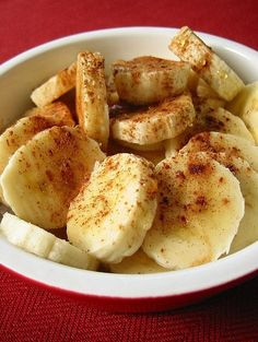 http://www.idecz.com/category/Toaster-Oven/ Baked Bananas With Honey Cinnamon (Dessert on the Mediterranean Diet?)