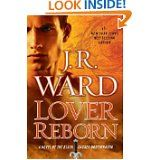 J.R. Ward's Black Dagger Brotherhood series. If you love romance and vampires, these are excellent reads! The series is amazing, as is J.R. Ward's writing. Check them out! ( Book 11)