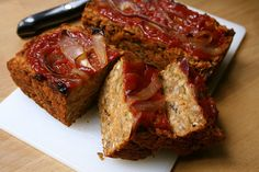 """#vegan lentil and oat """"meat""""loaf"""