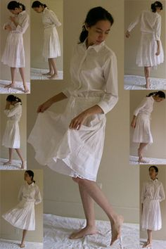 Blouse+Skirt Pack - Standing 1 by kuroitsuki-stock on deviantART