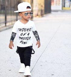Prince JuJu aka Julian • minimalist toddler boy fashion