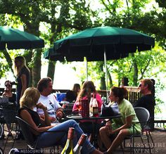 Patio Perfect Days Are Here  |  Missouri Wine Country