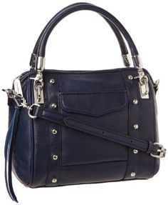 Rebecca Minkoff Cupid Mini H402E001 Top Handle Bag,Sapphire,One Size Rebecca Minkoff http://www.amazon.com/dp/B00CWACEQY/ref=cm_sw_r_pi_dp_aZMnvb0V6HZBZ