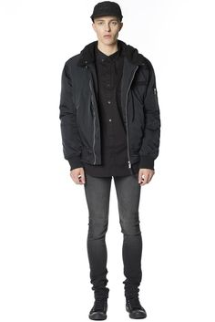 00b4ed0e6 44 Best Coats images in 2015   Leather jackets, Cocoon coats, Male ...