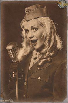 USO Singer by Britt Dietz on 500px