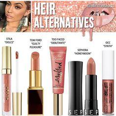 "Kylie ""Heir"" alternatives"